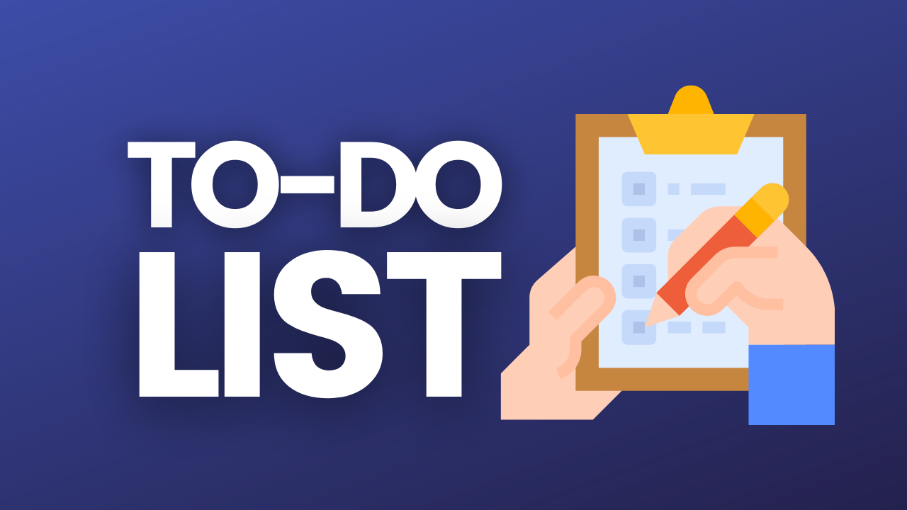 effective to do list strategies