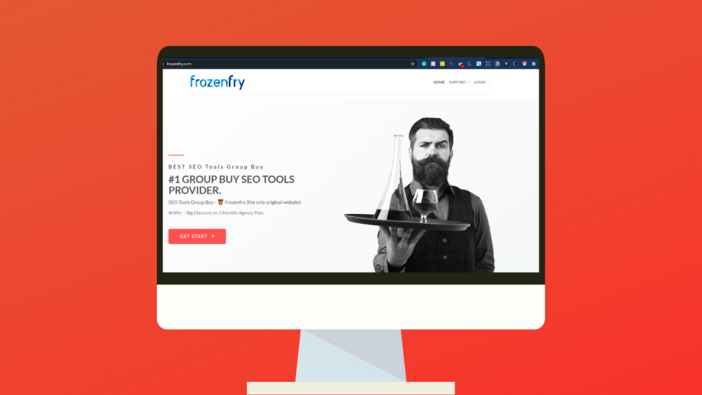 frozenfry group buy seo tool